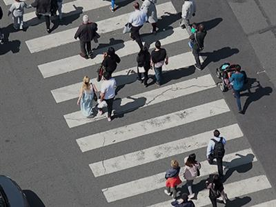 Pedestrian Accidents Image