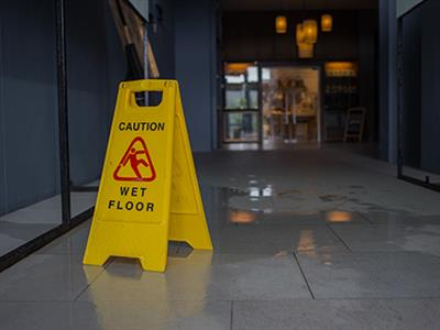 Slip & Fall Accidents Image